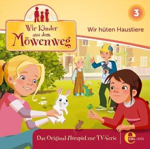 (3)Original Hörspiel zur TV Serie-Wir Hüten Haustiere