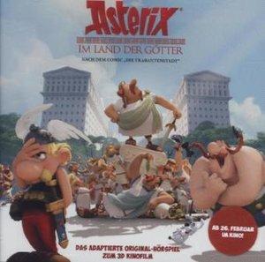 Asterix im Land der Götter - Das Hörspiel zum Kinofilm