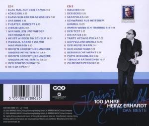 100 Jahre Heinz Erhardt-Das Beste