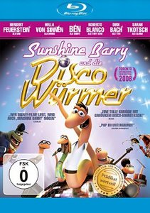 Sunshine Barry und die Discowürmer (BLURAY)