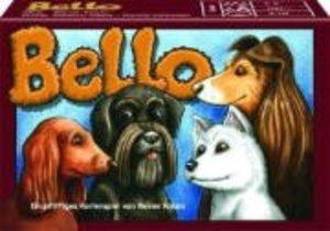 Adlung Spiele - Bello, Kartenspiel