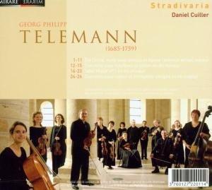 Die Dirne/Tafelmusik 1/Concerti