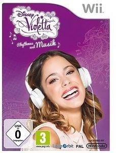 Disney Violetta - Rhythmus und Musik