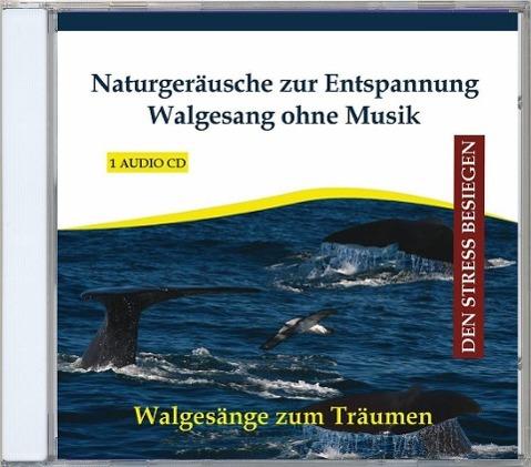 Naturgeräusche zur Entspannung - Walgesang ohne Musik - zum Schließen ins Bild klicken