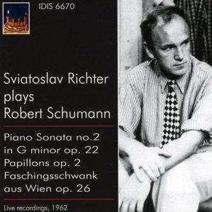 Richter spielt Schumann