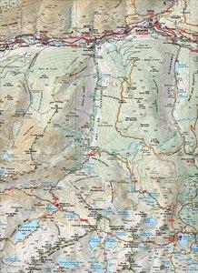 Val d'Aran Wanderkarte 1 : 40 000