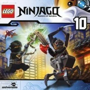 LEGO Ninjago (CD 10)