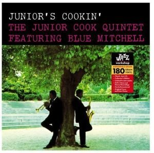 Junior's Cookin'-180g Lt.Edition