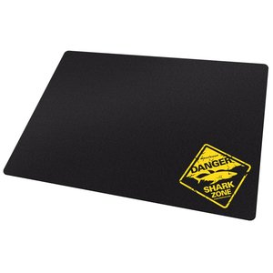 Sharkoon 1337 - Tough Gaming Mat(Mauspad) - Schwarz