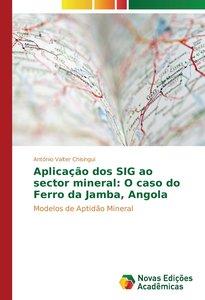 Aplicação dos SIG ao sector mineral: O caso do Ferro da Jamba, A