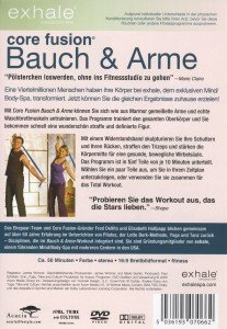 Core Fusion-Bauch & Arme