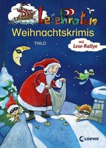 Lesepiraten-Weihnachtskrimis