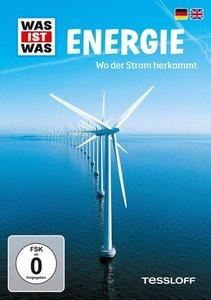 Was ist was DVD: Energie. Wo der Strom herkommt