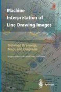 Machine Interpretation of Line Drawing Images