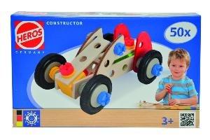 Eichhorn 100039016 - Heros Constructor: Rennauto