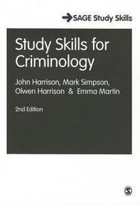Study Skills for Criminology