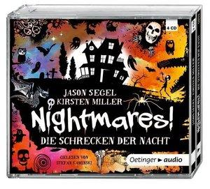 Nightmares! Die Schrecken der Nacht (4 CD)