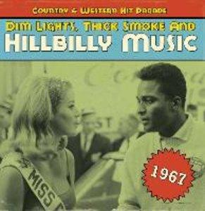 Dim Lights,Thick Smoke And Hillbilly Music 1967