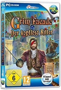 Grim Façade: Der kopflose Ritter (Wimmelbild)
