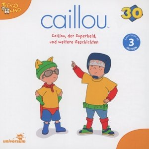 Caillou 30 Audio