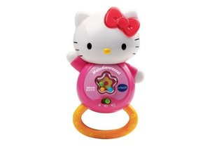 VTech 80-137204 - Hello Kitty: Melodienrassel