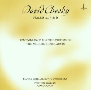 Psalms 4,5 & 6