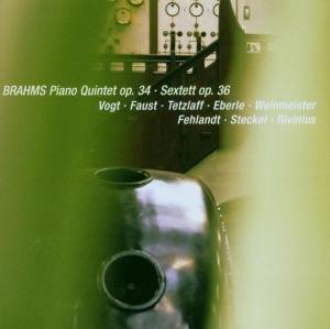 Klavierquintett op.34/Sextett op.36