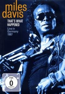 That's What Happened-Live In Germany 1987