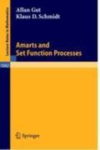 Amarts and Set Function Processes