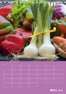 Sardiniens kulinarische Schätze (Tischkalender 2016 DIN A5 hoch)