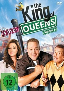 The King of Queens - Staffel 8 (Keepcase)