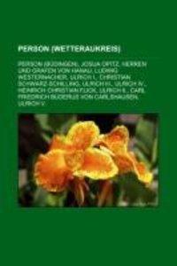 Person (Wetteraukreis)