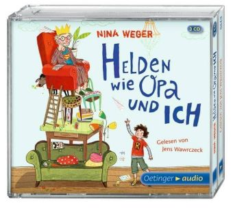 Helden wie Opa und ich (3 CD) - zum Schließen ins Bild klicken