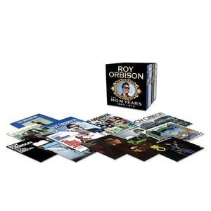 "Roy Orbison ""The MGM Years"" (Limited 14-LP-Box)"