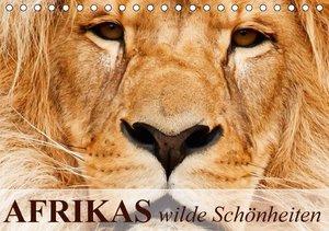 Stanzer, E: Afrikas wilde Schönheiten (Tischkalender 2015 DI