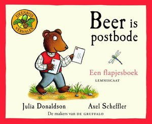 Beer is postbode / druk 1