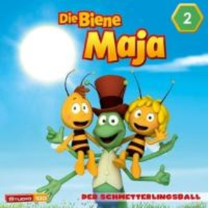 Die Biene Maja (CGI) 02: Der Schmetterlingsball u.a.