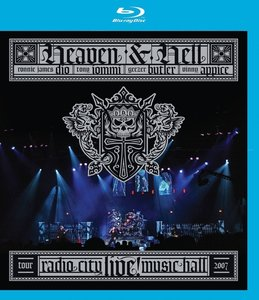 Radio City Music Hall-Live! (Bluray)