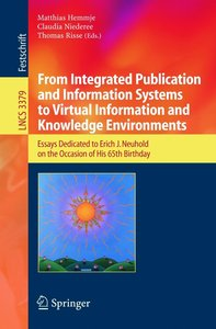 From Integrated Publication and Information Systems to Informati