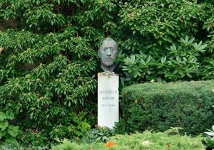 Dorotheenstädtischer Friedhof Berlin (Tischaufsteller DIN A5 que