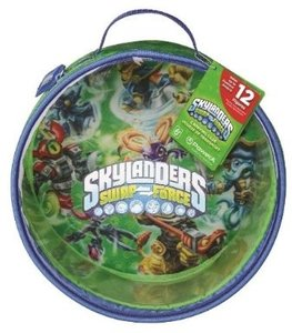 Skylanders Swap Force - Translucent Carry Case