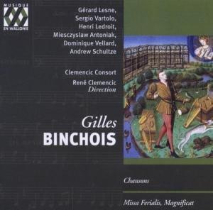 Chansons/Missa Ferialis/Magnificat