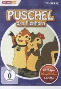 Puschel, das Eichhorn Komplettbox