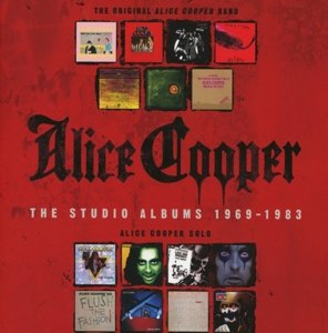 Studio Albums 1969-1983,The