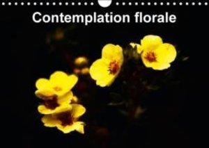 Contemplation florale (Calendrier mural 2015 DIN A4 horizontal)