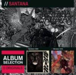 Album Selection-Santana/Abraxas