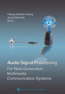 Audio Signal Processing for Next-Generation Multimedia Communica