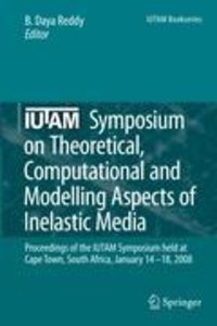 IUTAM Symposium on Theoretical, Computational and Modelling Aspe