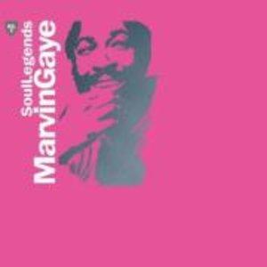 Soul Legends-Marvin Gaye