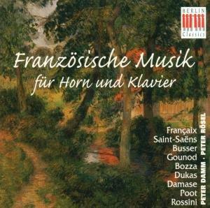 Französische Musik Für Horn Und Klavier
